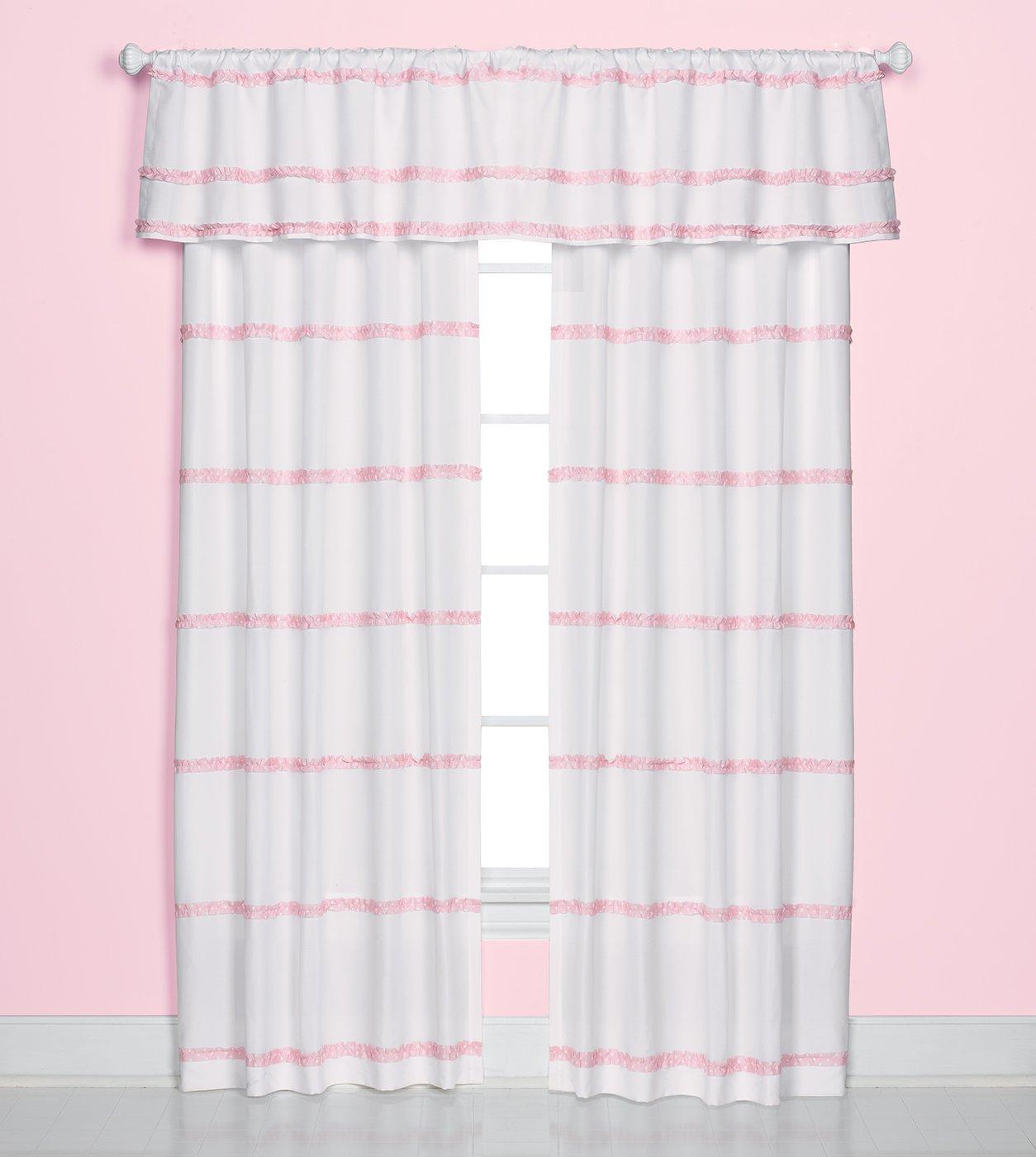 Amazon.com: Saturday Knight Confetti Dot Panel, 84-Inch, Pink: Home & Kitchen