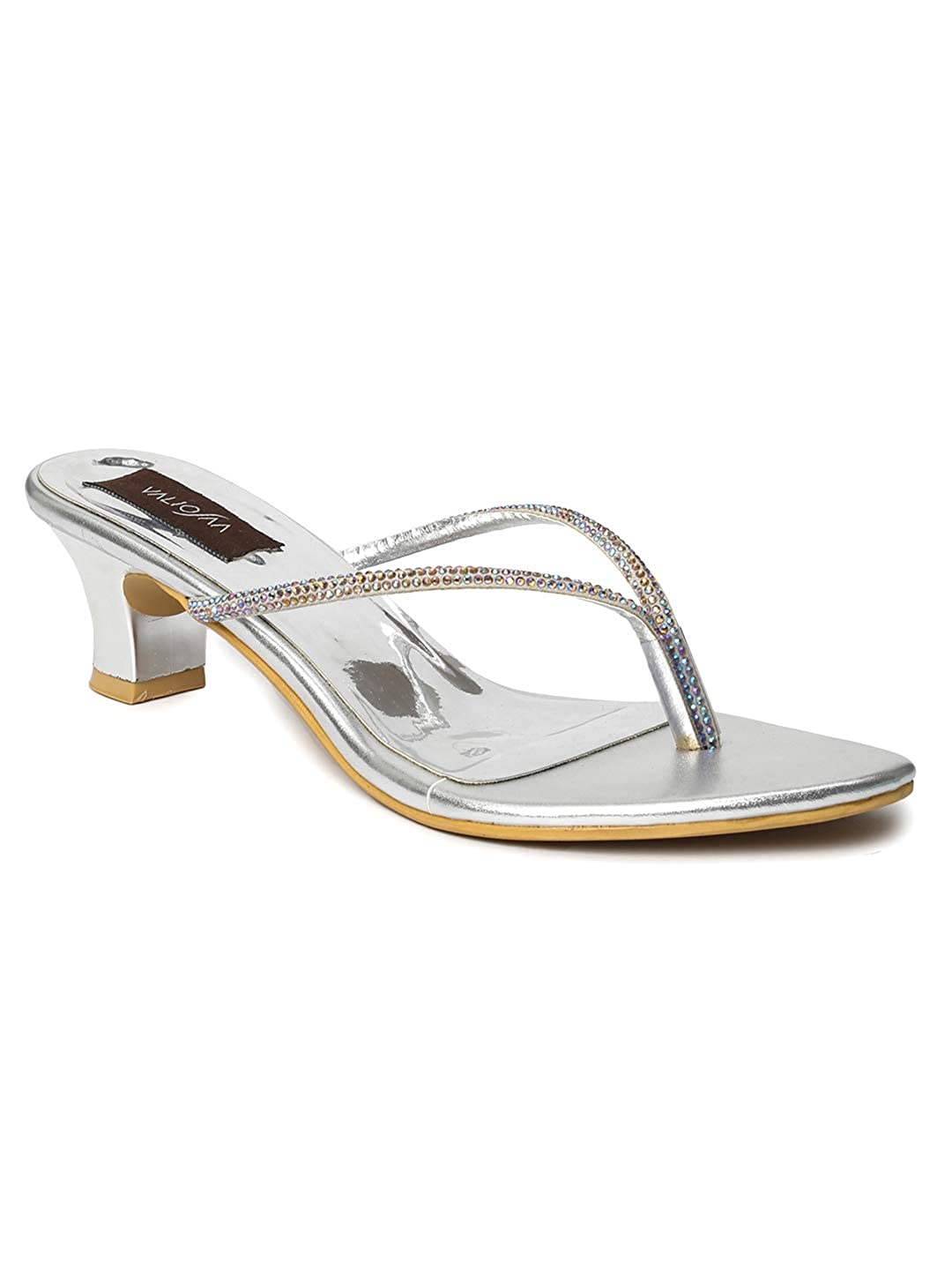 For 110/-(72% Off) Valiosaa Women's footwear min 80% off starts from Rs.347 at Amazon India
