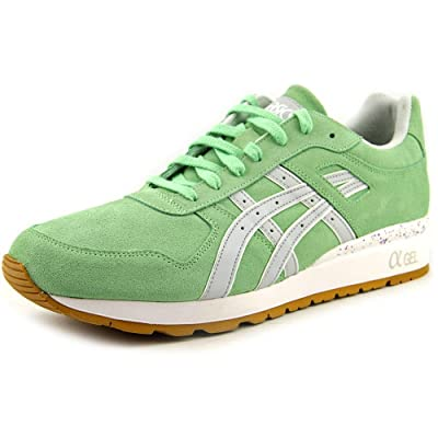 ASICS GT-II SNEAKERS FULL BLOOM PACK GREEN ASH SOFT GREY H523K 6610