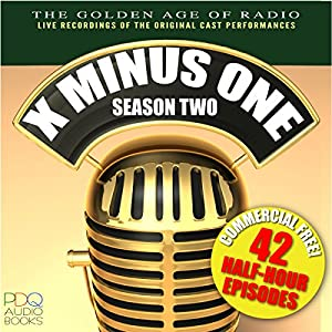 X Minus One, Season Two Radio/TV Program