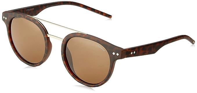 3923408af5 Polaroid PLD 1029/S UC N9P 50 gafas de sol, Marrón (Matt Havana/Green Pz),  Unisex-Adulto: Amazon.es: Ropa y accesorios
