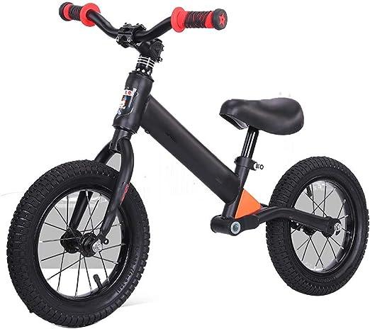 YUMEIGE Bicicletas sin pedales Bicicleta Sin Pedales 2-6 años ...