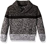#10: Retrofit Sportswear Boys Toddler (2t-4t) Button Shawl Sweater,