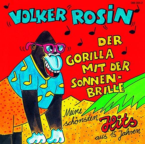 Der Gorilla mit der Sonnenbrille (Sonnenbrille Songs)