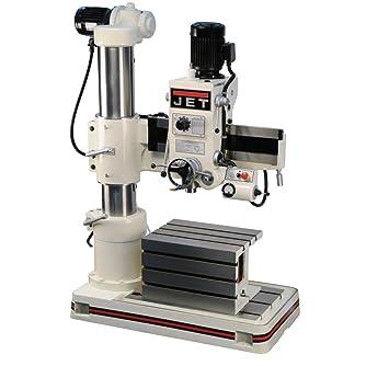 JET J-720R Radial Drill Press 3HP, 230/460V