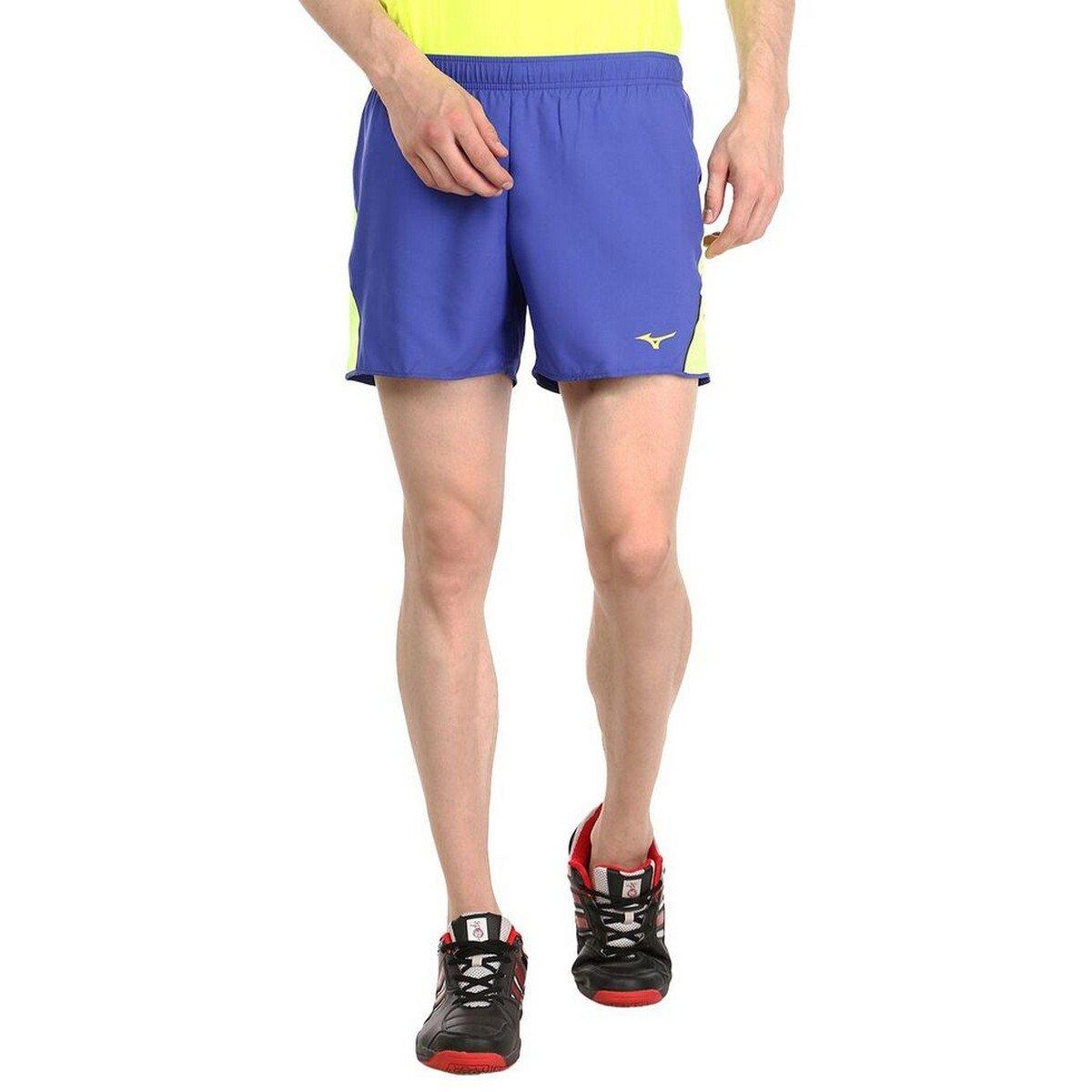 Mizuno Herren Premium Aero Square Shorts, 4,5