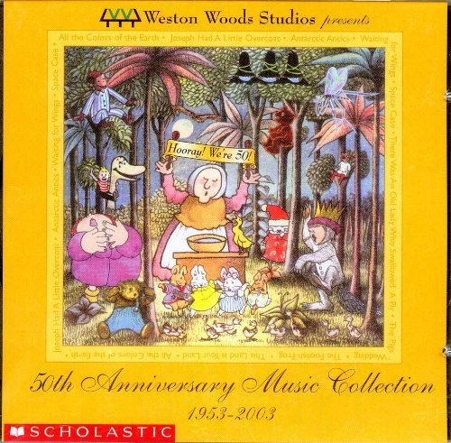 weston-woods-50th-anniversary-music-collection-1953-2003