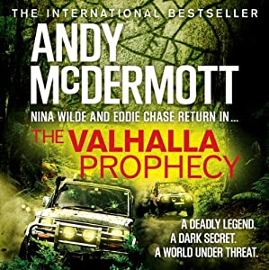 The Valhalla Prophecy Hörbuch