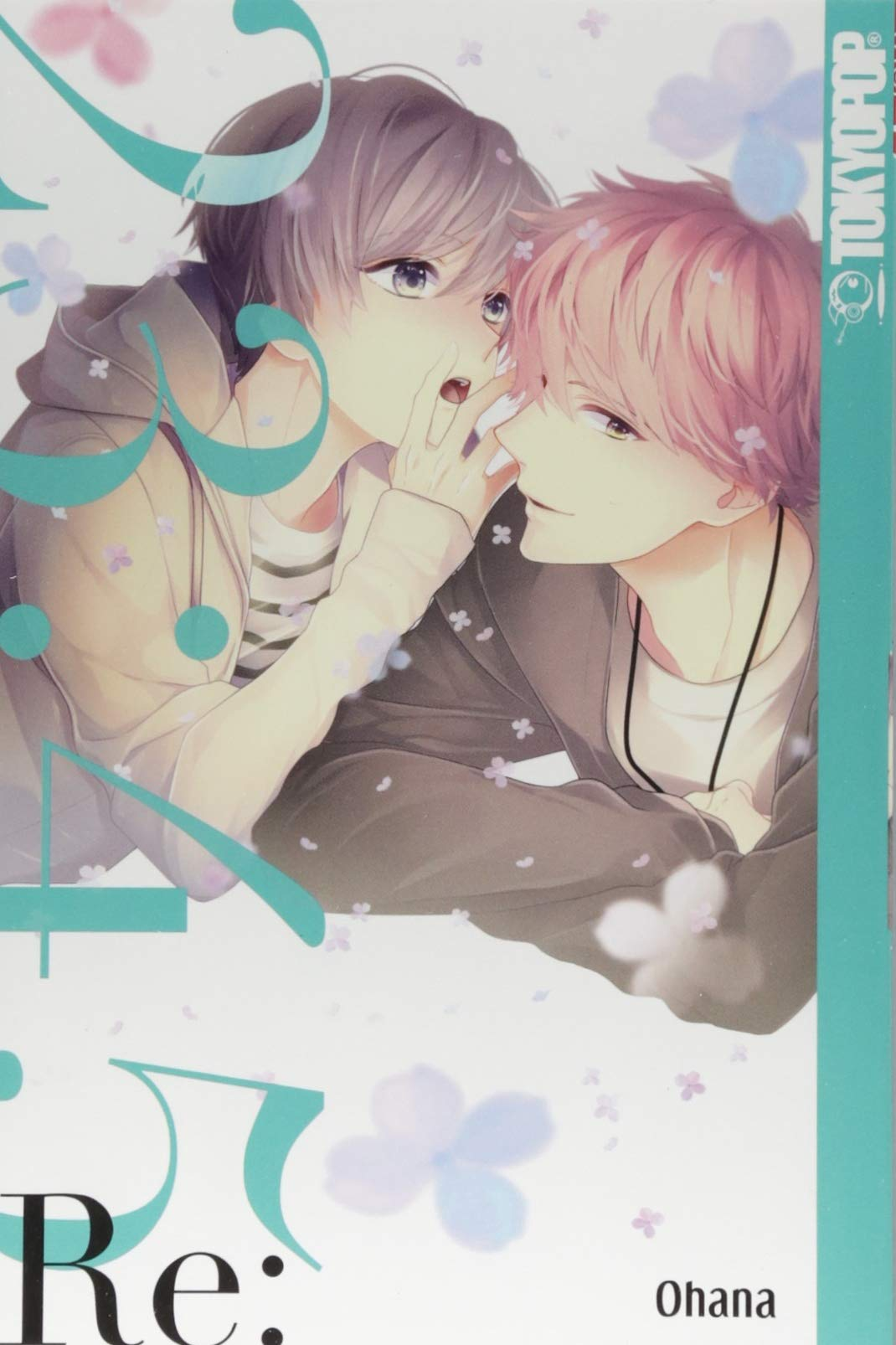 23:45re Taschenbuch – 16. August 2018 Ohana TOKYOPOP 3842039751 Erotik / Manga
