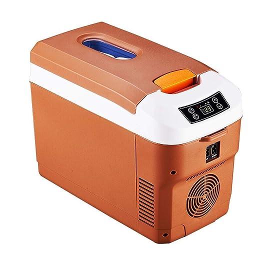 DXDCV Refrigerador del coche, 12 v Camping portátil Refrigerador ...