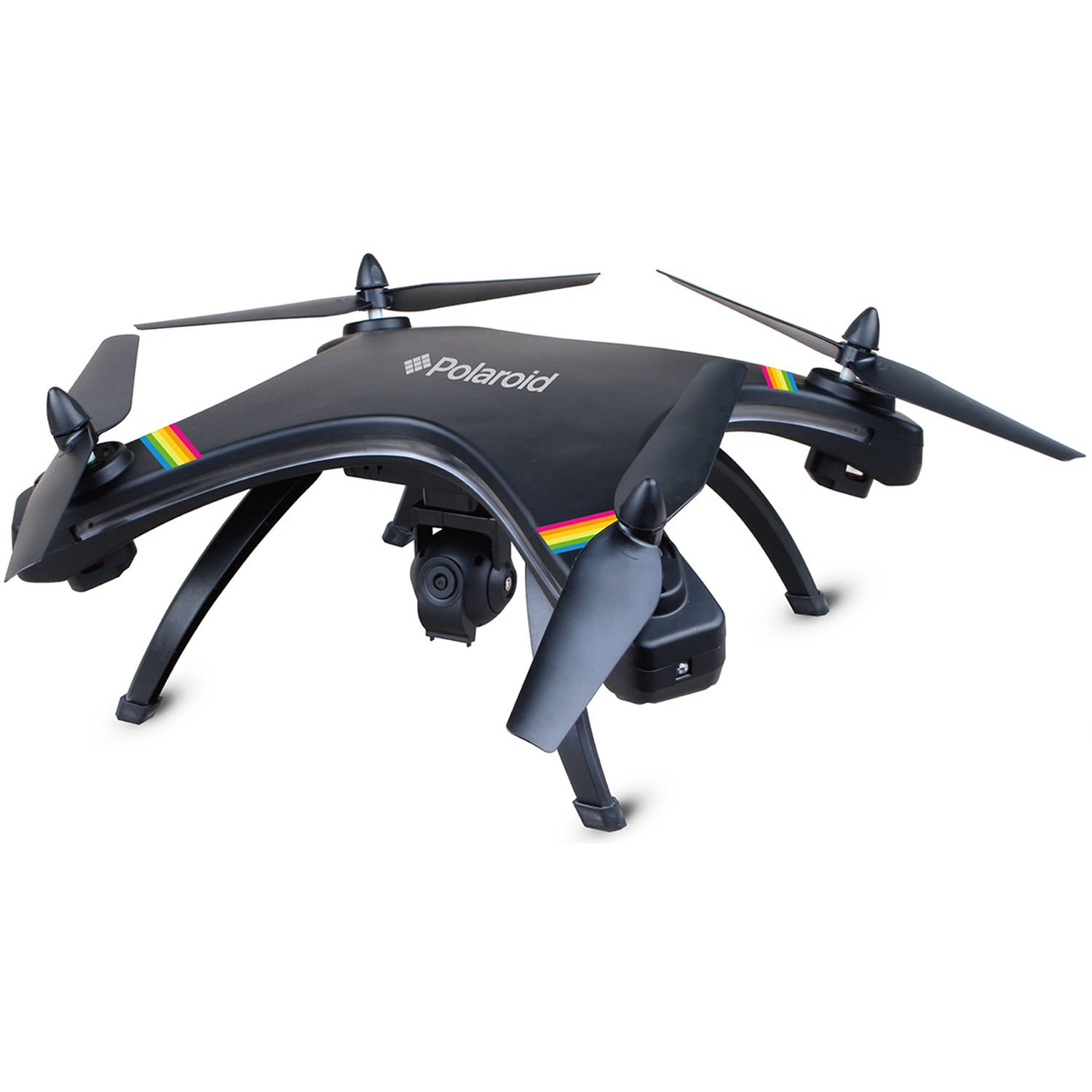 Polaroid PL2900 Remote Control Camera Drone, Black by Polaroid Originals