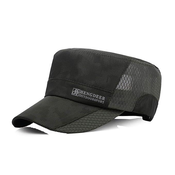 b9b1763ac Summer Baseball Cap Men Flat Snapback Caps for Men Dad Hat Vintage ...