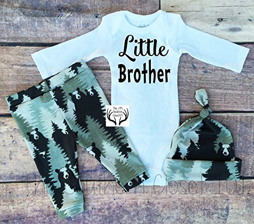 Little Brother Outfit by TheSouthernCloset101