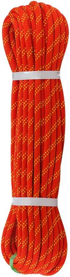 YYBT - Cuerda de Escalada para Exteriores (diámetro 12 mm, 10 ...