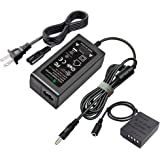 Gonine CP-W126 DC Coupler AC-9V AC Power Adapter Kit Replacement for Fujifilm NP-W126 NP-W126S Battery, X-Pro 2 X-Pro3 X-S10