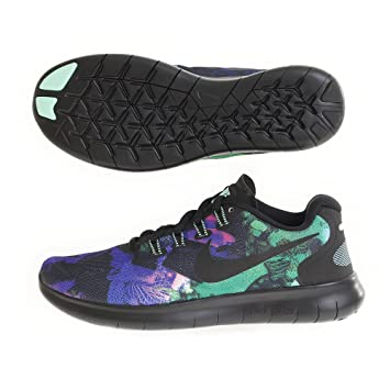 Nike Women's Free RN 2017 Solstice Running Shoes