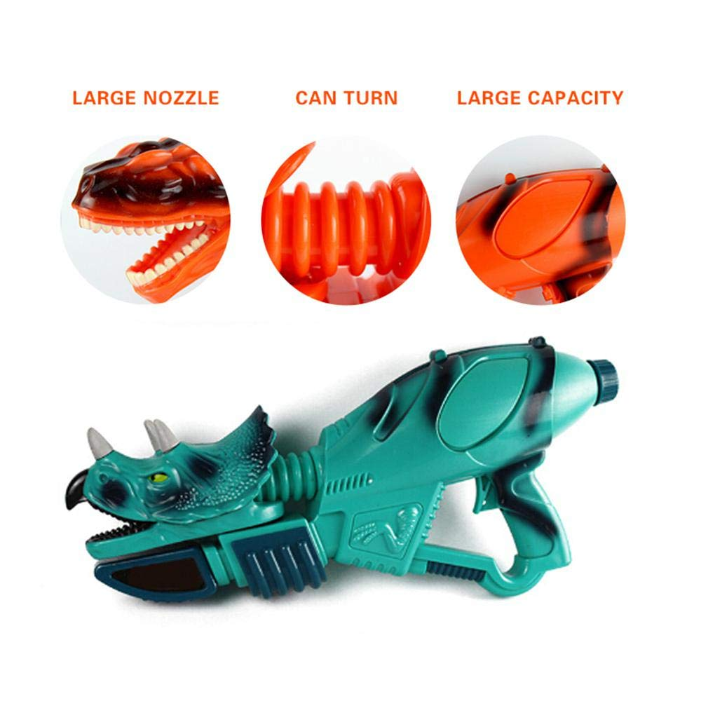 5billion Holiday Fashion Plastic Beach Outdoor Shooter Toys Dinosaur Water Gun Summer Pools Super Cannon Water Kid Toys