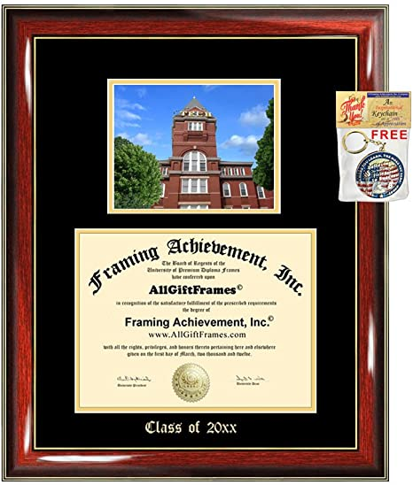 Amazon Com Diploma Frame Big Georgia Tech Georgia Institute Of Technology Graduation Gift Case Embossed Picture Frames Engraving Certificate Degree Nursing Engineering Education