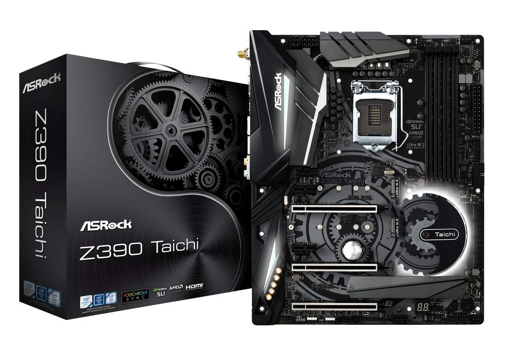 ASRock Motherboard (Z390 Taichi)