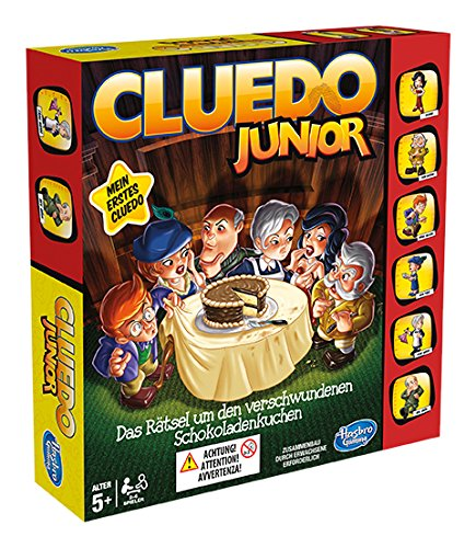 Clue Junior Board Game - 2