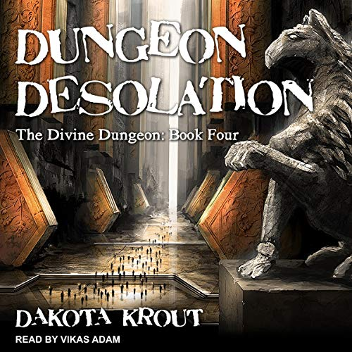 Pdf Science Fiction Dungeon Desolation: Divine Dungeon Series, Book 4