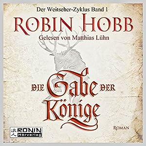 Die Gabe der Könige (Weitseher 1) Audiobook