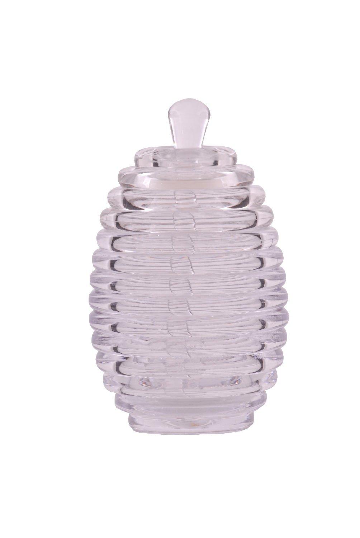 Acrylic Honey Pot with Dipper Epicurean