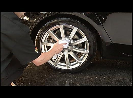 amazoncom g9524 hot rims wheel cleaner 24 oz automotive