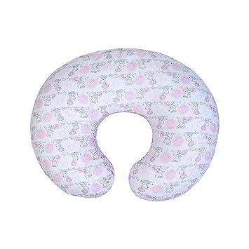 ca65a2b372bc Almofada de Amamentação e Apoio para o Bebê Compose, Papi Textil, Rosa,  Médio