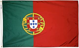 product image for All Star Flags 4x6' Portugal Nylon Flag - All Weather, Durable, Outdoor Nylon Flag