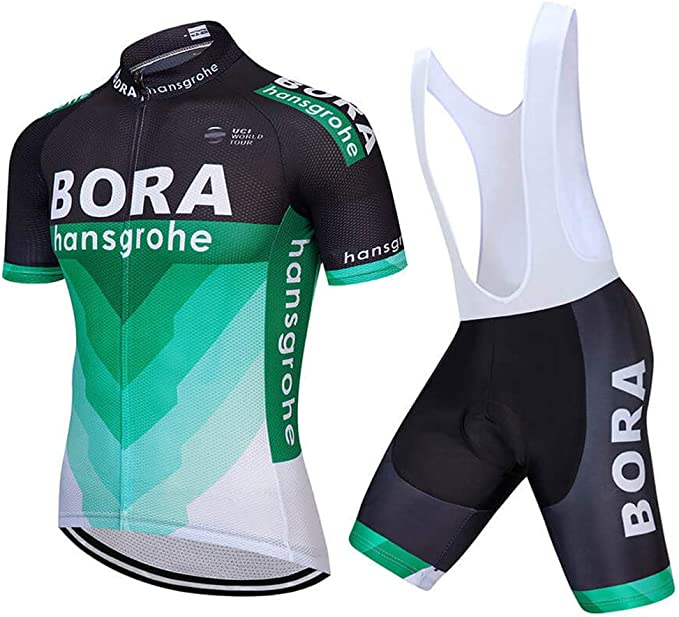 Pro Team Cycling Jersey /& Bib