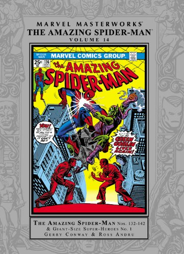 marvel masterworks spider man 14 - 1