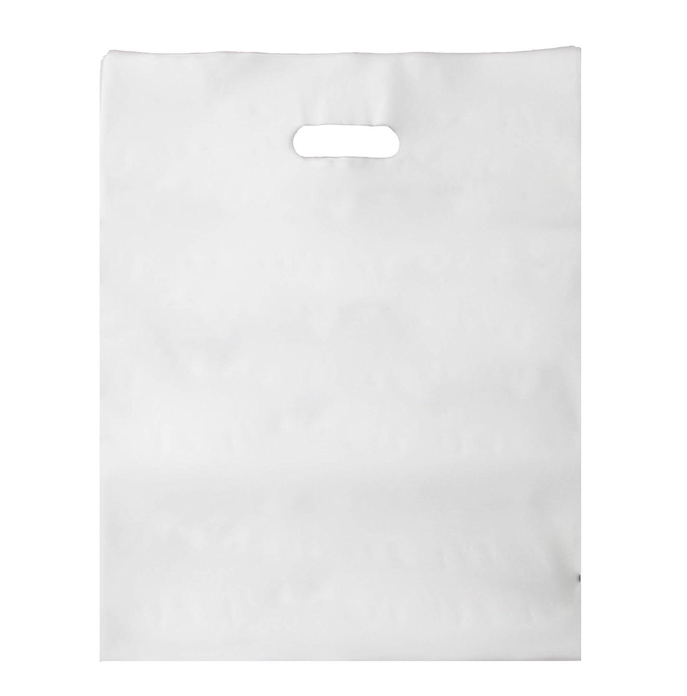 Amazon.com: 120 bolsas de mercancía duraderas de 12.0 x 15.0 ...