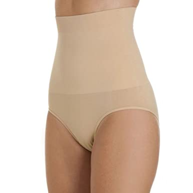 226d9500de Womens Seamfree High Waist Slimming Shapewear Control Briefs 3 Colours Size  S-XXL (XXLarge