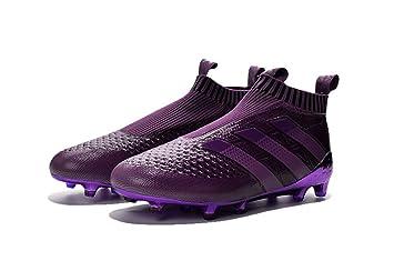 be571e0763e Men s ACE 16+ PureControl Purple Hi Top Football Shoes Soccer Boots ...