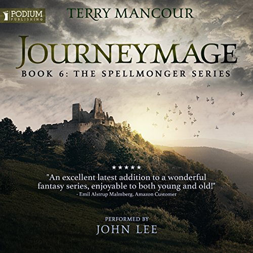 Journeymage: The Spellmonger Series, Book 6 cover