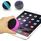 Screen Cleaning Ball, Dual Action Microfiber, for Touch Screen Smart Phone/Tablet/laptop, Pack of 3, by Awesome Screen