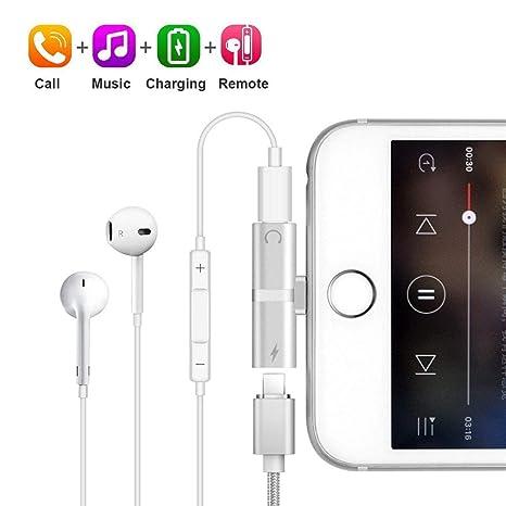 Amazon.com: Sunnyys - Adaptador y cargador para auriculares ...