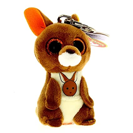 Ty – Beanie Boo S – Llavero Kipper el Canguro, ty36884