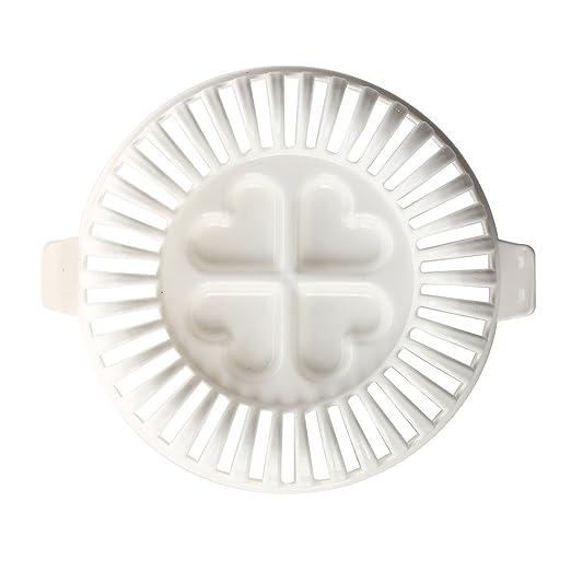 SODIAL(R)Nuevo DIY sano sin grasa con Horno de microondas para producir patatas fritas en casa