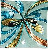 Angelstar 19092 Infinite Swirls Plate, 12-Inch