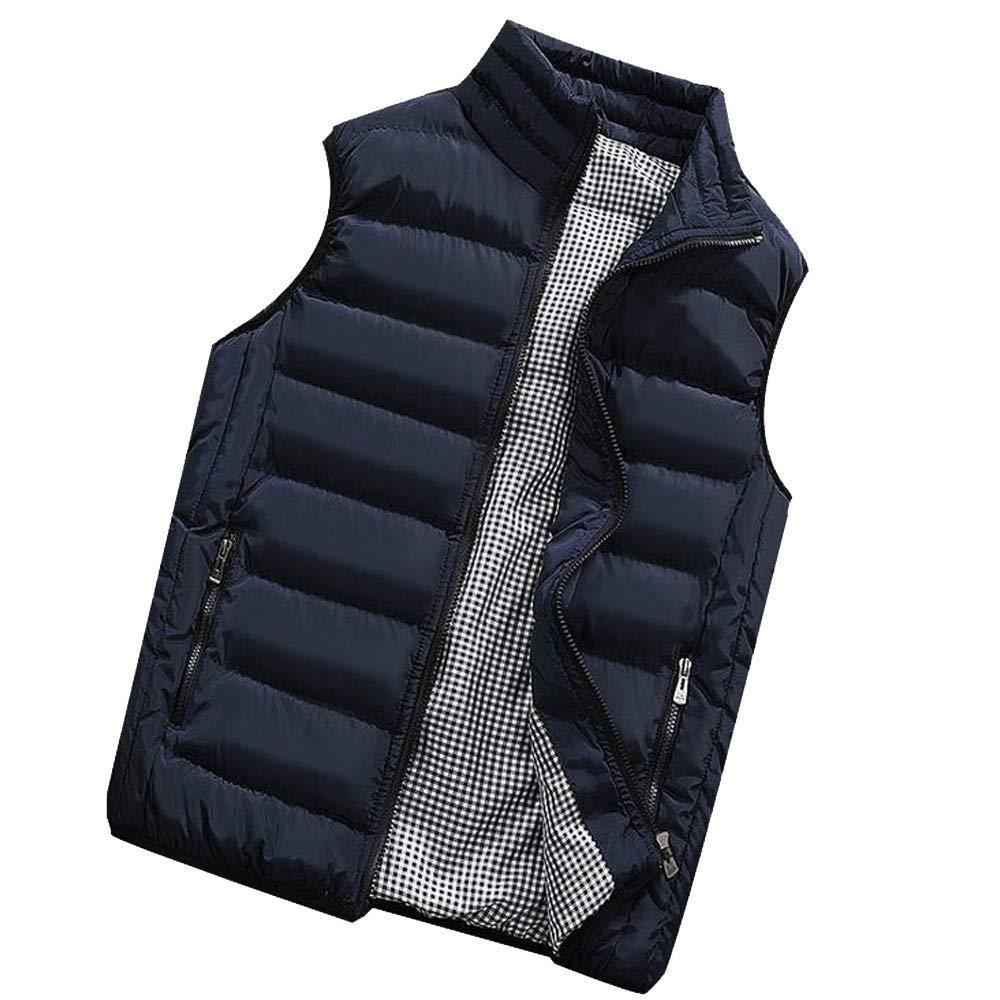 Mens Stylish Padded Body Warmer Puffer Vest Active Lightweight Bodywarmer Gilet