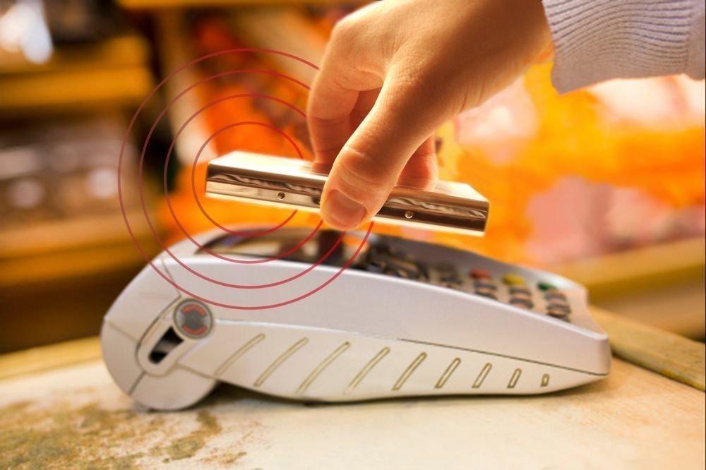 Emango Stainless Steel card holder case for Credit cards business cards Black RFID Blocking Credit Card Holder