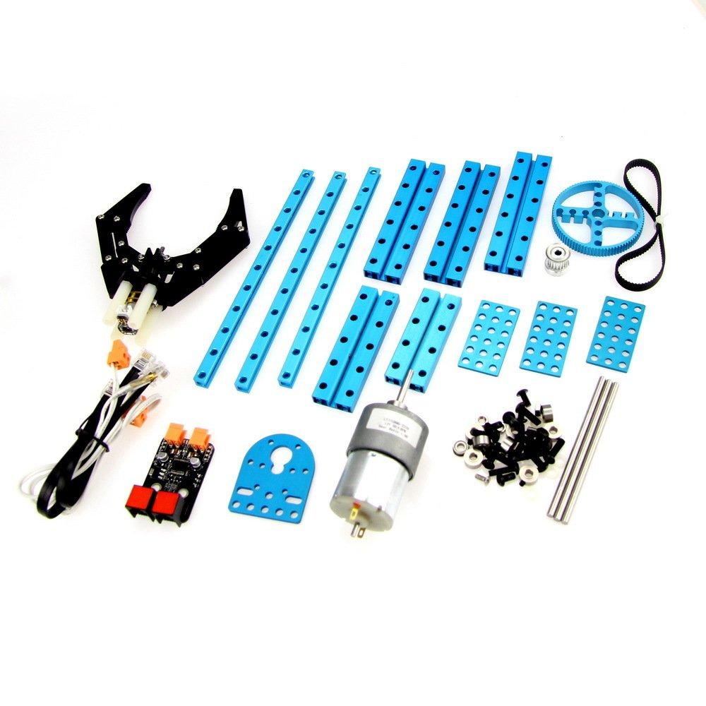 Makeblock Robotic Arm Add On Pack For Starter Robot Kit Blue 98000