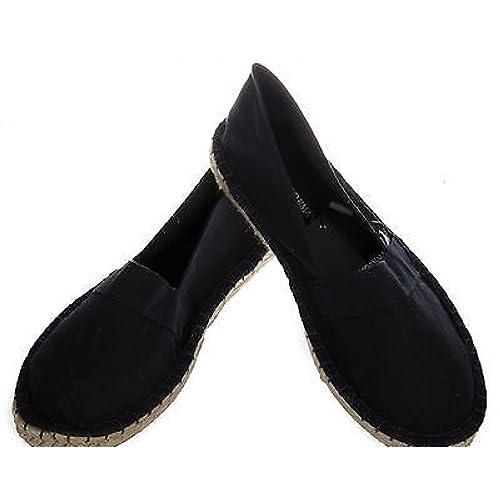 Zapatos de hombre EMPORIO ARMANI de alpargatas 210578 talla 42 color 00135 5 497 P MARIN: Amazon.es: Zapatos y complementos