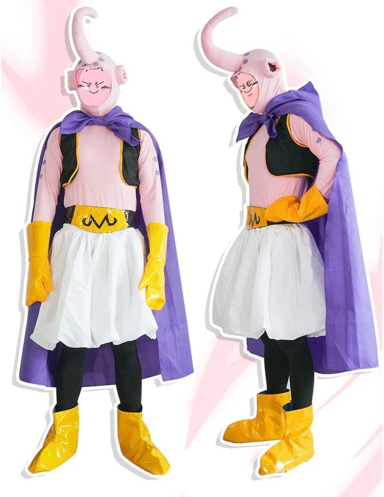 Lilongjiao Dragon Ball Majin Buu Cosplay Conjunto Completo de Ropa ...