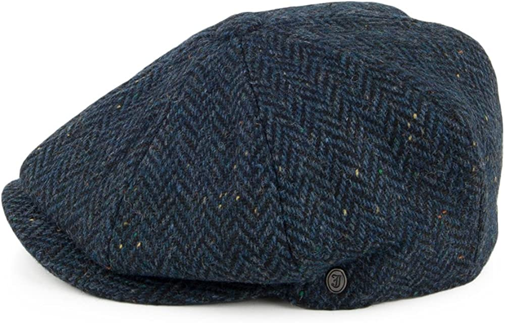 Jaxon & James Gorra Newsboy Brooklyn - Azul Marino - XXL: Amazon ...