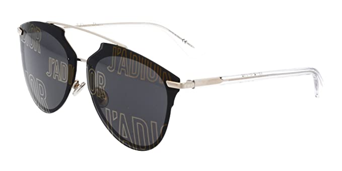 19a8e6e9f4 Image Unavailable. Image not available for. Color  Dior Women s Reflected  Prism 63MM Mirrored Modified Pantos Sunglasses