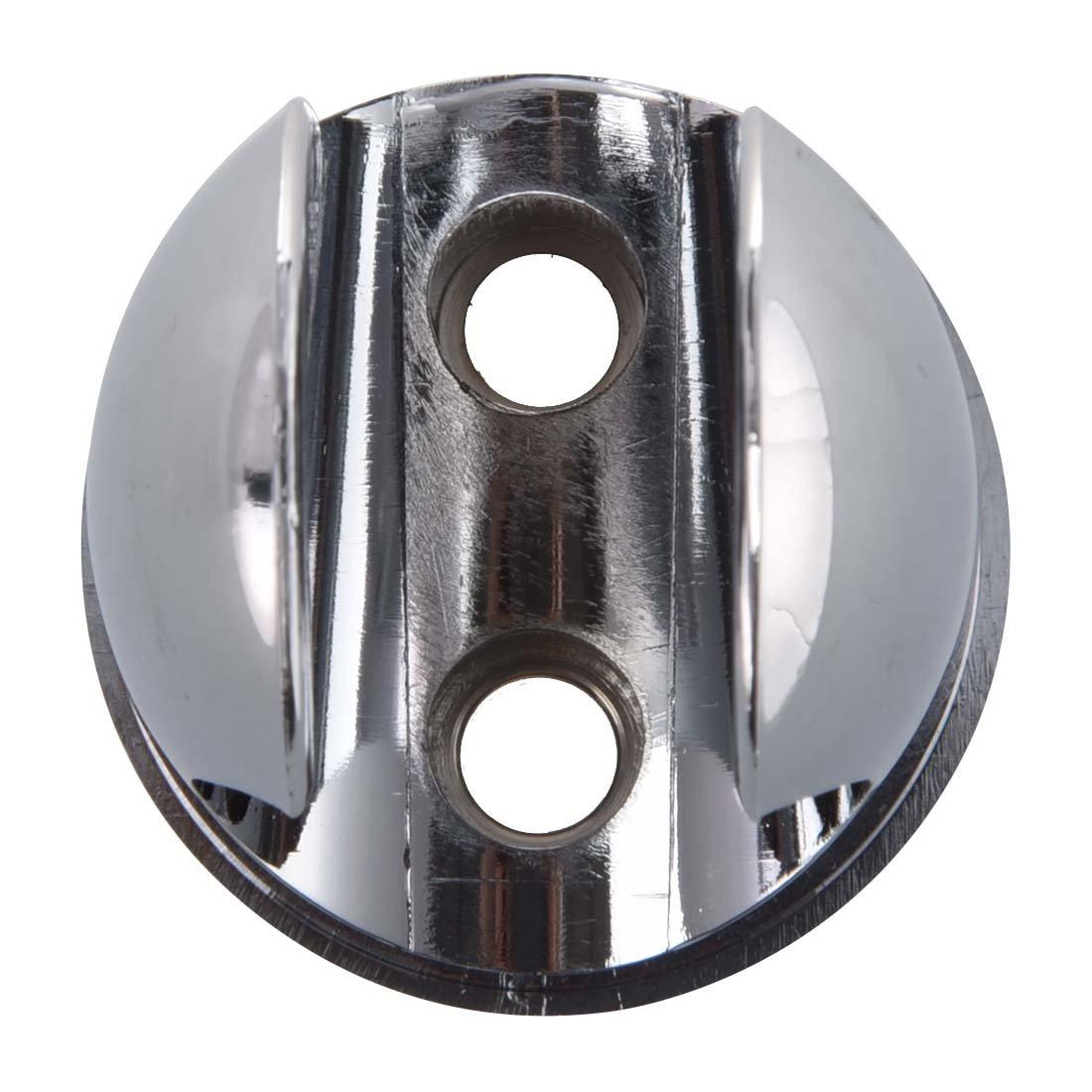 supporto doccia SODIAL R Bagno doccia a mano testa di montaggio a parete staffa supporto montato 24 millimetri