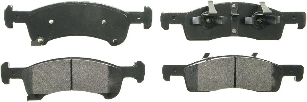 Motorcraft BR934C Frt Semi Metallic Brake Pads
